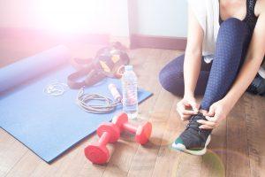 Mój plan treningowy – dlaczego ćwiczę w domu ?